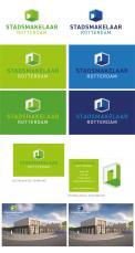 Logo & Huisstijl # 973800 voor Logo   huisstijl voor een nieuw hip makelaarskantoor wedstrijd