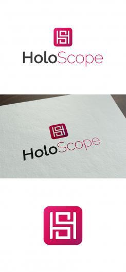 Logo & Huisstijl # 976334 voor Ontwerp een logo en huisstijl voor een Augmented Reality platform wedstrijd