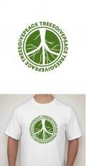 Logo & Huisstijl # 1045534 voor Treesgivepeace wedstrijd