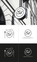 Logo & Huisstijl # 1076136 voor Modern   eigentijds logo voor nieuw restaurant wedstrijd