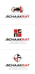 Logo & stationery # 1205612 for design for pestcontrol with spaciality rats contest