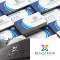 Logo & Huisstijl # 1082732 voor Logo voor Provocatieve Praktijk  straalt kwaliteit uit wedstrijd