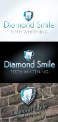 Logo & Huisstijl # 958074 voor Diamond Smile   logo en huisstijl gevraagd voor een tandenbleek studio in het buitenland wedstrijd