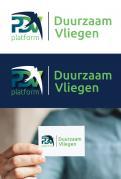 Logo & Huisstijl # 1054090 voor Logo en huisstijl voor Platform Duurzaam Vliegen wedstrijd