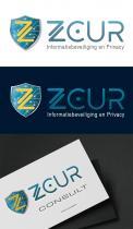 Logo & Huisstijl # 1004936 voor Logo   Huisstijl voor bedrijf Informatiebeveiliging en Privacy  ZCUR  wedstrijd