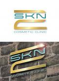 Logo & Huisstijl # 1098969 voor Ontwerp het beeldmerklogo en de huisstijl voor de cosmetische kliniek SKN2 wedstrijd