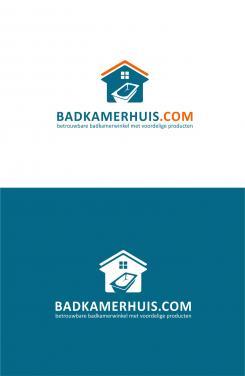 Logo & Huisstijl # 426993 voor Badkamerhuis.com Logo & Huisstijl voor Sanitairwinkel wedstrijd