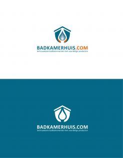Logo & Huisstijl # 427505 voor Badkamerhuis.com Logo & Huisstijl voor Sanitairwinkel wedstrijd