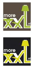 Logo & Huisstijl # 361338 voor Ontwerp een pakkend logo wat past bij XXL Produckten zoals lampen en tafels alles is groot in deze.  wedstrijd