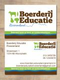Logo & Huisstijl # 223215 voor Logo & huisstijl voor Boerderij-educatie Rivierenland, samenwerkingsverband agrarisch ondernemers die lesgeven aan basisschoolklassen op hun bedrijf. wedstrijd