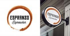 Logo & Huisstijl # 1155630 voor Ontwerp een korte  krachtige en pakkende bedrijfsnaam voor Espressobar! wedstrijd