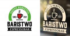 Logo & Huisstijl # 1155638 voor Ontwerp een korte  krachtige en pakkende bedrijfsnaam voor Espressobar! wedstrijd