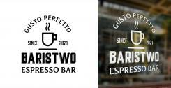 Logo & Huisstijl # 1155640 voor Ontwerp een korte  krachtige en pakkende bedrijfsnaam voor Espressobar! wedstrijd