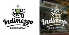 Logo & Huisstijl # 1155641 voor Ontwerp een korte  krachtige en pakkende bedrijfsnaam voor Espressobar! wedstrijd