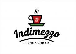 Logo & Huisstijl # 1155642 voor Ontwerp een korte  krachtige en pakkende bedrijfsnaam voor Espressobar! wedstrijd