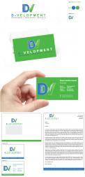 Logo & Huisstijl # 366076 voor Ontwerp een logo en huisstijl voor D-VELOPMENT | gebouwen, gebieden, regio's wedstrijd