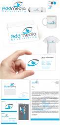 Logo & Huisstijl # 389971 voor Ontwikkel een strak en modern logo en huisstijl voor Addmedia Advertising wedstrijd