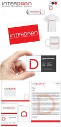 Logo & Huisstijl # 394206 voor Ontwerp een logo en huisstijl voor een startende ZZP-er die haar bedrijf Interdaan heeft genoemd wedstrijd