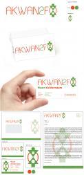 Logo & Huisstijl # 290081 voor Logo en huisstijl voor Akwan2fo, een nieuwe organisatie die vrijwilligerswerk in ghana aanbiedt wedstrijd
