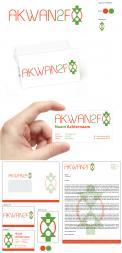 Logo & Huisstijl # 290082 voor Logo en huisstijl voor Akwan2fo, een nieuwe organisatie die vrijwilligerswerk in ghana aanbiedt wedstrijd