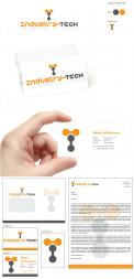 Logo & Huisstijl # 317080 voor Logo en huisstijl nieuw technisch bedrijf wedstrijd