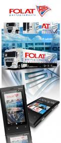 Logo & Huisstijl # 407102 voor Restyle Logo FOLAT BV wedstrijd