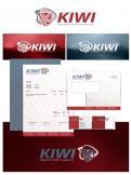 Logo & Huisstijl # 400903 voor Ontwerp logo en huisstijl voor KIWI vastgoed en facility management wedstrijd