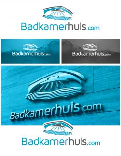 Logo & Huisstijl # 428795 voor Badkamerhuis.com Logo & Huisstijl voor Sanitairwinkel wedstrijd
