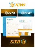 Logo & Huisstijl # 401622 voor Ontwerp logo en huisstijl voor KIWI vastgoed en facility management wedstrijd