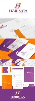 Logo & Huisstijl # 451890 voor Haringa Project Management wedstrijd