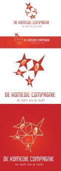 Logo & Huisstijl # 231492 voor THEATERBEDRIJF GESPECIALISEERD IN KOMEDIE BESTAAT 5 JAAR, TIJD VOOR NIEUWE LOOK & FEEL wedstrijd