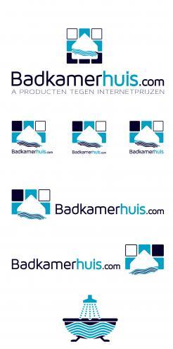 Logo & Huisstijl # 429922 voor Badkamerhuis.com Logo & Huisstijl voor Sanitairwinkel wedstrijd