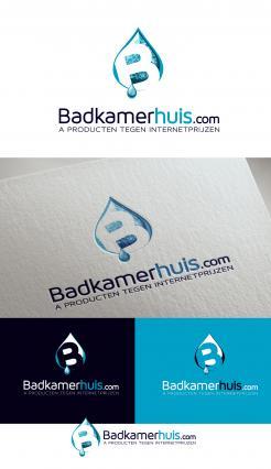 Logo & Huisstijl # 430537 voor Badkamerhuis.com Logo & Huisstijl voor Sanitairwinkel wedstrijd