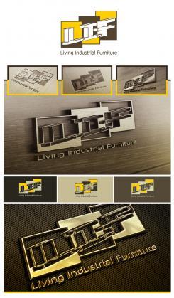 Logo & Huisstijl # 432446 voor LIF Living Industrial Furniture wedstrijd