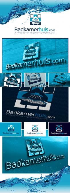 Logo & Huisstijl # 429558 voor Badkamerhuis.com Logo & Huisstijl voor Sanitairwinkel wedstrijd