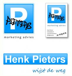 Logo & Huisstijl # 404 voor Fris en innovatief logo en huisstijl voor Pieters Marketing Advies wedstrijd