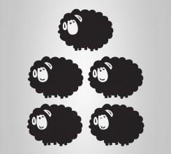 Logo & Huisstijl # 41439 voor 't Schaep met vijf Pooten zoekt een jasje - logo & huisstijl wedstrijd