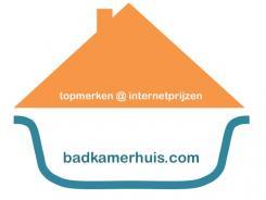 Logo & Huisstijl # 427378 voor Badkamerhuis.com Logo & Huisstijl voor Sanitairwinkel wedstrijd