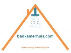 Logo & Huisstijl # 427379 voor Badkamerhuis.com Logo & Huisstijl voor Sanitairwinkel wedstrijd