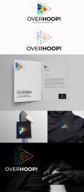 Logo & Huisstijl # 1158345 voor Muziekproductie ´Overhoop!´ wedstrijd