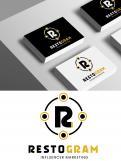 Logo & Huisstijl # 1144217 voor Ontwerp een herkenbaar  toegankelijk maar hip logo voor een online platform dat restaurants met content creators  Instagram  verbindt! wedstrijd