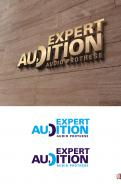 Logo & stationery # 958146 for audioprosthesis store   Expert audition   contest