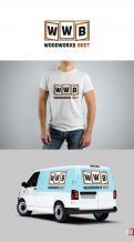 Logo & Huisstijl # 1034699 voor  Woodworx Best    Ontwerp een stoer logo   huisstijl   busontwerp   visitekaartje voor mijn timmerbedrijf wedstrijd