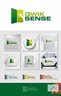 Logo & Huisstijl # 166978 voor Logo & Huistijl Design voor innovatieve Startup genaamd QwikSense wedstrijd