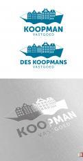 Logo & Huisstijl # 988698 voor Naam   logo voor bedrijf in Amsterdams vastgoed wedstrijd