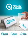 Logo & Huisstijl # 168899 voor Logo & Huistijl Design voor innovatieve Startup genaamd QwikSense wedstrijd