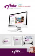 Logo & Huisstijl # 208537 voor Auke, een modern logo voor een allround reclamebureau wedstrijd
