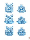 Logo & Huisstijl # 1102587 voor Basketbalclub Vikings wedstrijd