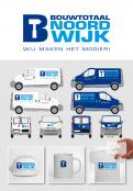Logo & Huisstijl # 174446 voor logo en huisstijl voor BouwTotaal Noordwijk: bouwbedrijf / bouwkundige aankoop begeleiding woningen wedstrijd