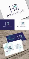 Logo & Huisstijl # 1042406 voor Een logo huisstijl voor een internationaal premium system integrator van H2  Hydrogen waterstof  installaties in de scheepvaart yachtbouw wedstrijd